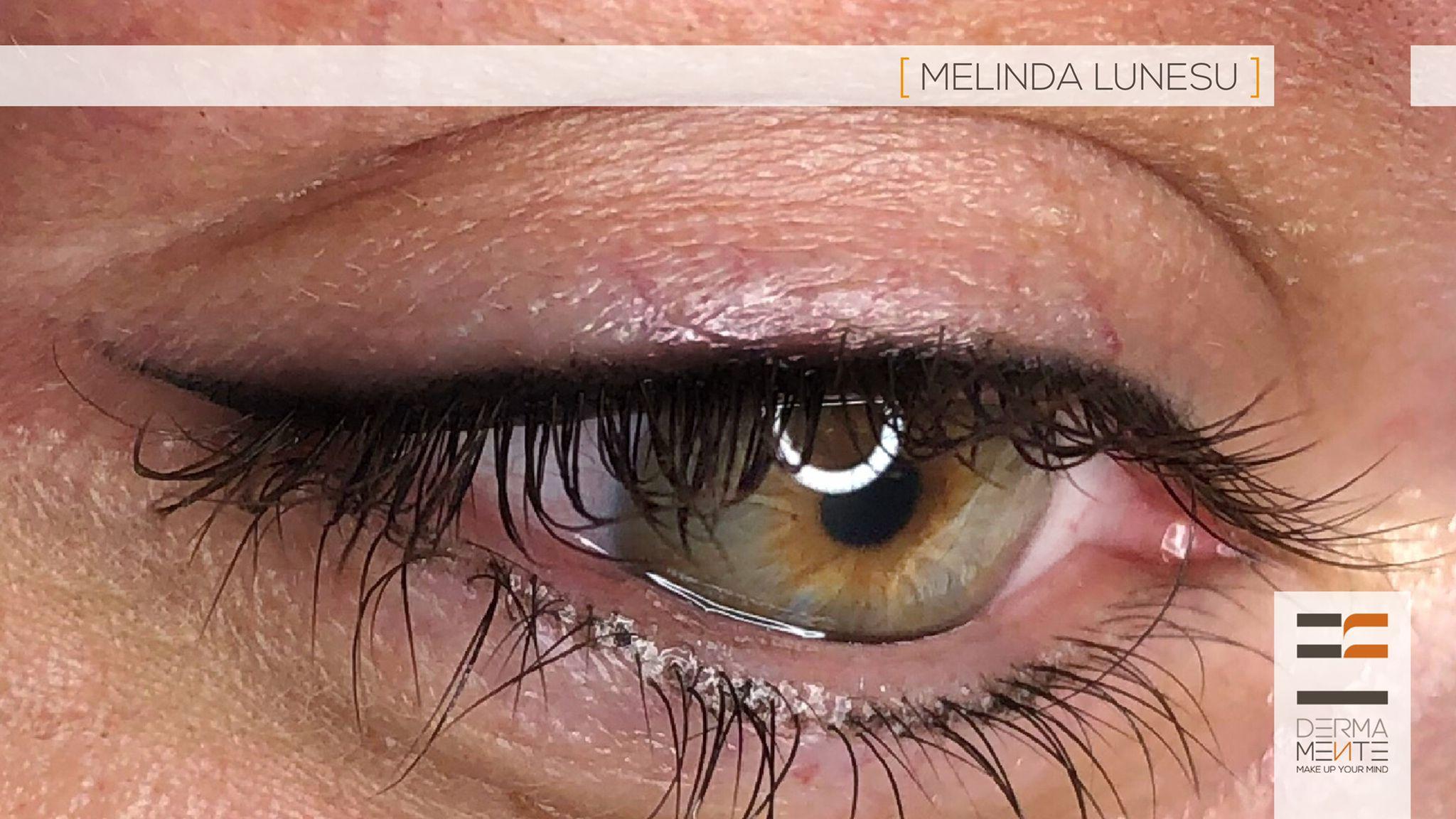 Melinda Lunesu - Trucco semipermanente Cagliari - Galleria lavori - 2